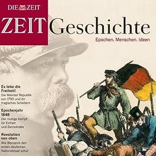 Die Deutschen und die Nation (ZEIT Geschichte) Titelbild