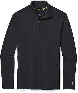 Smartwool Men's 250 Baselayer 1/4 Zip Slim Fit Shirt