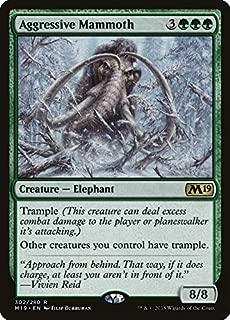 Best aggressive mammoth mtg Reviews
