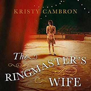 The Ringmaster's Wife audiobook cover art