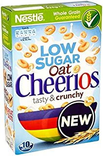 ネスレのオート麦チーリオス低糖の325グラム (x 6) - Nestle Oat Cheerios Low Sugar 325g (Pack of 6) [並行輸入品]