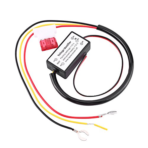 Tagfahrlicht-Prüfer, wasserdichter intelligenter Start DRL 12-18V Selbstauto LED Prüfer