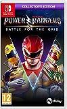 power rangers: battle for the grid: collector's edition (switch) [edizione: regno unito]