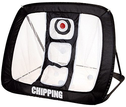 LEGEND GOLF POP UP CHIPPING NET CHIP QUAD rijden TARGET 767773