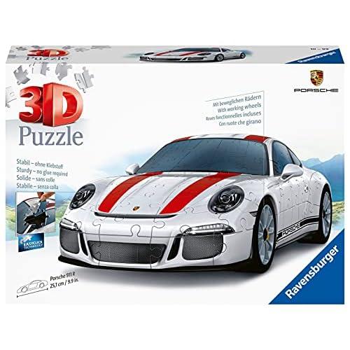 Ravensburger Porsche 911 - Puzzle 3D Veicoli