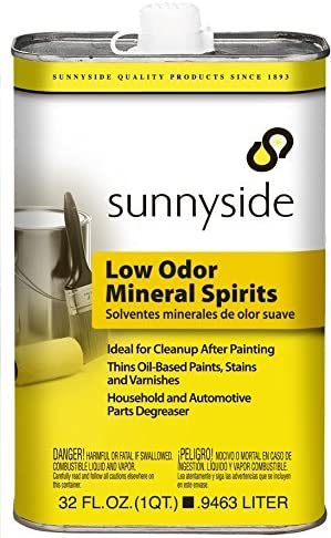 Sunnyside Corporation 80332 Low Odor Paint Super beauty product restock quality top! Spirits Thinn Mineral Max 86% OFF