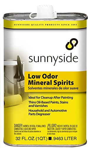 Sunnyside Corporation 80332 Low Odor Mineral Spirits