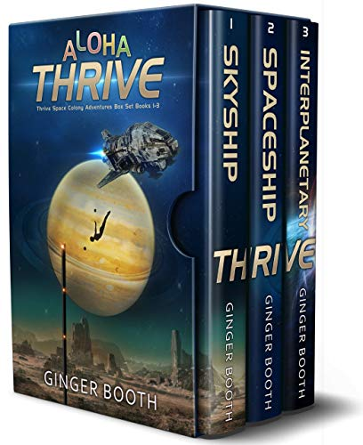 Aloha Thrive Books 1 - 3 by Ginger Booth