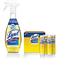5-Piece Lysol Smart Multi-Purpose Cleaner Kit, Citrus