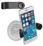 Yayago Porta cellulare supporto da auto per bocchette aria per HTC Sensation XL mit Beats Audio