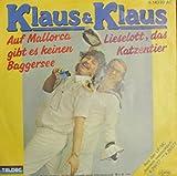 Auf Mallorca gibt es keinen Baggersee (1985) / Vinyl single [Vinyl-Single 7'']
