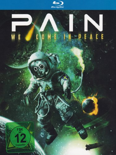Pain - We Come in Peace (BluRay + 2 CD) [Blu-ray]