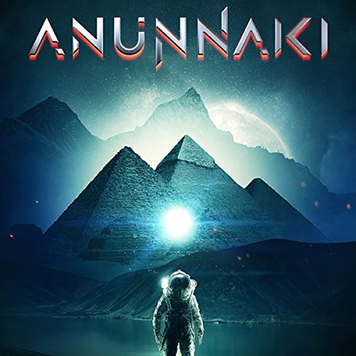 Anunnaki audiobook cover art