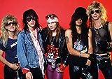 Unbekannt Guns N' Roses Poster BANDPORTRAIT Appetite for