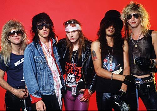 Unbekannt Guns N' Roses Poster BANDPORTRAIT Appetite for Destruction