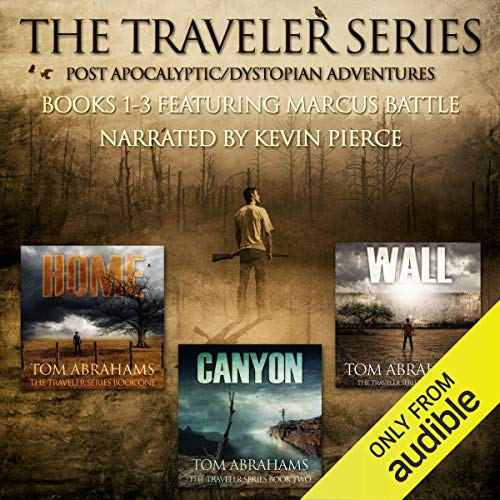 The Traveler Series audiobook cover art