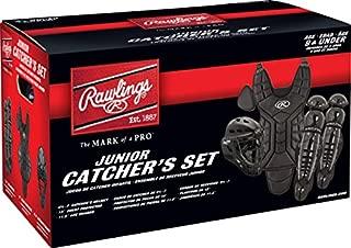 Best rawlings junior catchers gear Reviews