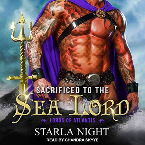 Sacrificed to the Sea Lord cover art