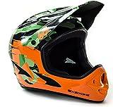 SixSixOne 661 Comp Full Face Gravity MTB DH Helmet...