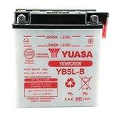 YUASA BATERIA YB5L-B abierto - sin ácido