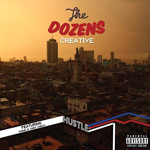 The Dozens Creative feat. Kmino & Chef Khray