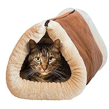 Kitty Shack - 2 in 1 Tube Cat Mat and Bed, Pet Accessories