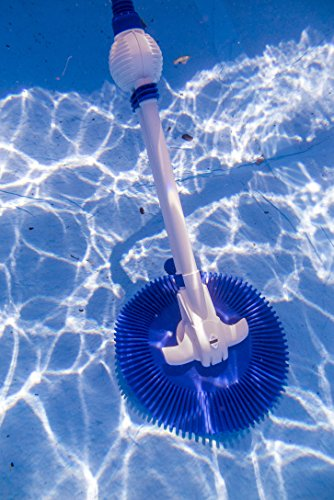 Gre 19001 Classic Vac - Limpiafondos automático para piscina, con potencia minima de 3/4 CV (0.75 CV)