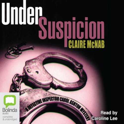 Under Suspicion audiobook cover art