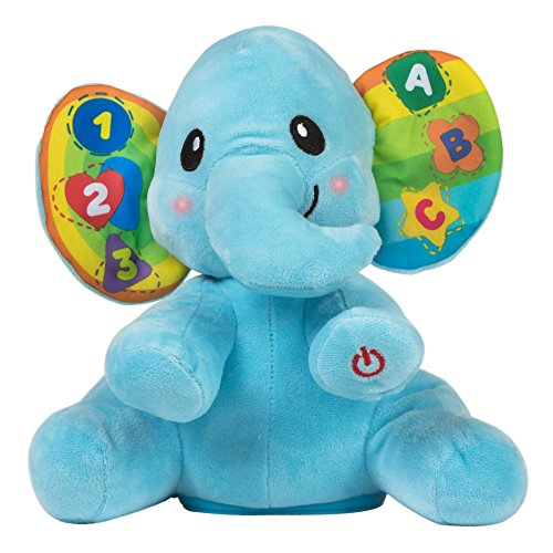 winfun Elefante educativo con luz y sonido(44521) , color/