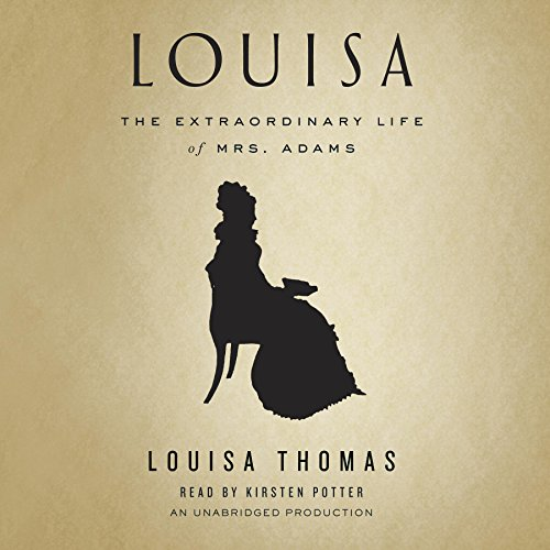 Louisa audiobook cover art