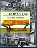 The Paris Salons 1895-1914: Furniture: 003