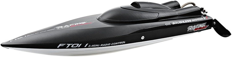 tiempo libre Smartlife FT0112,4G RC Barco Motor Sin Escobillas de de de alta velocidad a distancia camiseta deportiva de barco integrado sistema de refrigeración de agua  más descuento
