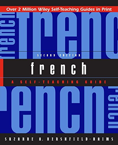 French: A Self-Teaching Guide, 2nd Edition