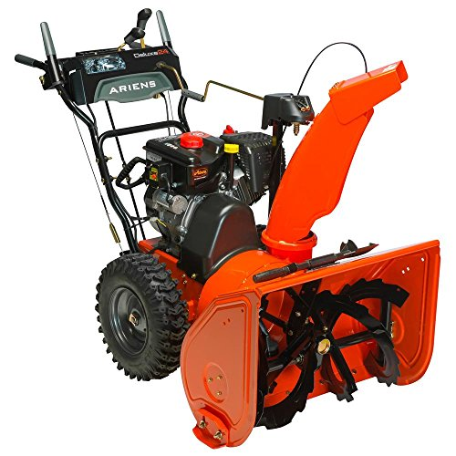 Ariens ST24LE Deluxe 24  Two-Stage 254cc Snow Blower 921045