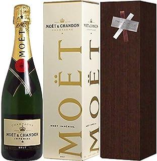 【ラッピング込】 モエ・エ・シャンドン ブリュット シャンパンギフト (泡1) 結婚祝い 開店祝い シャンパン シャンパーニュ