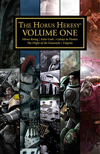 The Horus Heresy Volume One (The Horus Heresy Omnibuses Book 1) (English Edition)