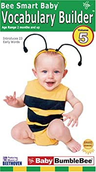 Bee Smart Baby Vocabulary Builder 5 [VHS]