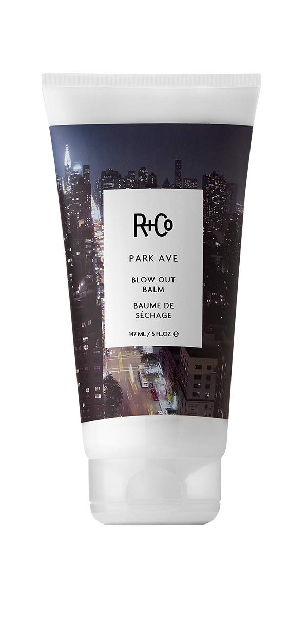 Challenge the lowest price R+Co Park Ave Blowout Balm Smooth Bl for Hair Vitamin-Rich Large discharge sale