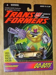 Transformers Generation 2 RID GO-BOTS Bumblebee