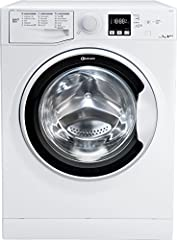 Bauknecht WA Soft 7F4 tvättmaskin frontlastare / A+++ / 1400 rpm / 7 kg / slitstark motor / omlastningsfunktion / vattenskydd