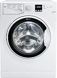 Bauknecht WA Soft 7F4 Waschmaschine Frontlader / A+++ / 1400 UpM / 7 kg / langlebiger Motor / Nachlegefunktion / Wasserschutz