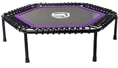 """45""""Fitness Trampoline, Indoor Small Rebounder Oefening Trampoline for training for stille en veilig gedempt bounce (Color..."""