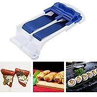 寿司型ツール肉巻きツール野菜肉巻きツール、寿司作りツール、寿司作り用寿司巻きツール寿司作り用(Large double row)
