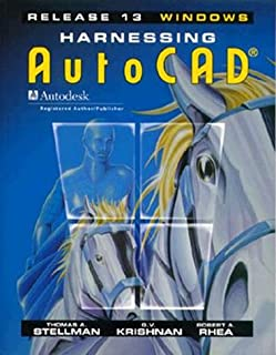 Harnessing Autocad: Release 13 for Windows