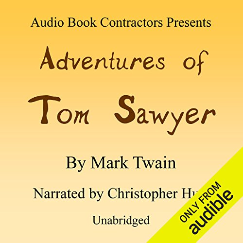 The Adventures of Tom Sawyer cover art