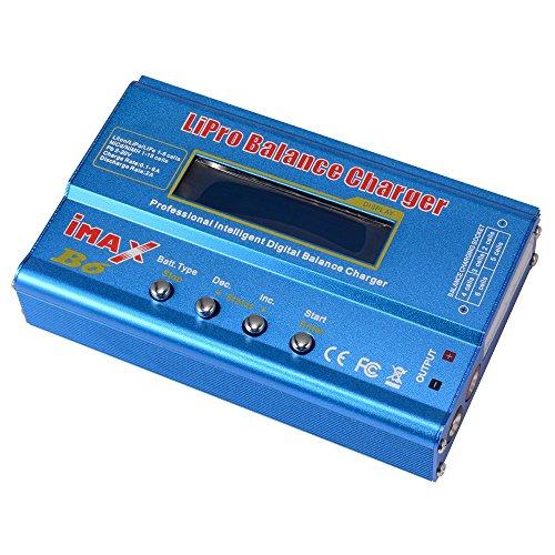 XCSOURCE i-MAX B6 Mini Pro Chargeur d'équilibre de Chargeur de batteries /Déchargeur pour batterie de charge Lipo RC Li -ion Ni-MH RC194