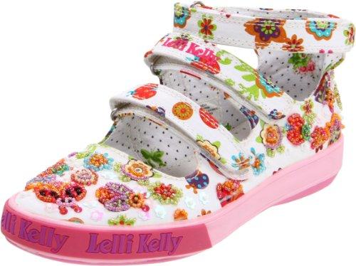 Lelli Kelly - Sneaker Emily Bianca con luci