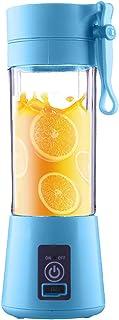 Bärbar mixer – bärbar juicemugg-elektrisk fruktmixer-USB-juiceblandare, uppladdningsbar USB-juiceflaska för juice – minibl...