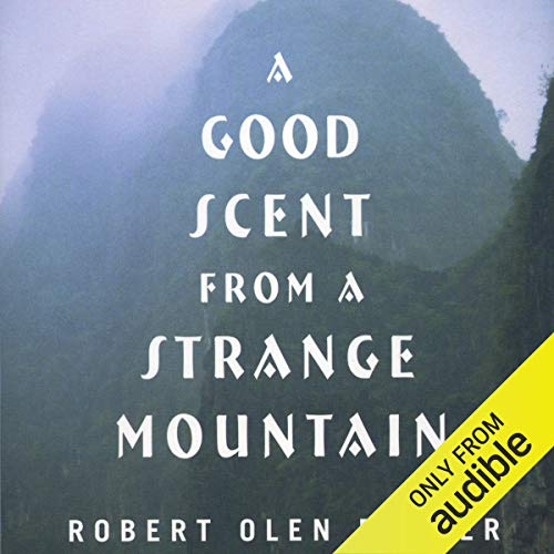 A Good Scent from a Strange Mountain audiobook cover art