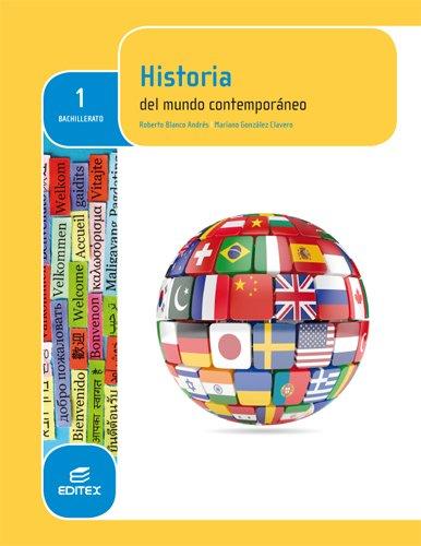 Historia del mundo contemporáneo 1º Bachillerato (LOMCE) - 9788490785065
